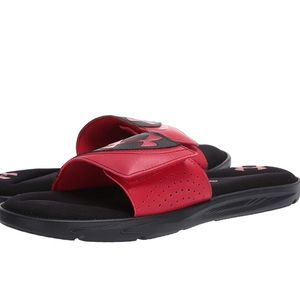 New Under Armour 4D Foam Sandals